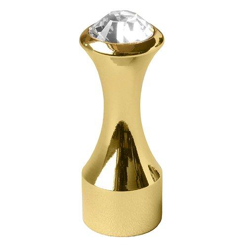 Swarovski Kristallen Hanger, 14mm, 36mm, 317, gold (Kristall-gold-door Knob)