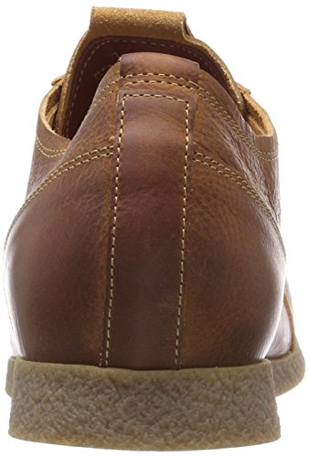 Think! Grodso_282632, Brogues Homme Marron (Lion/kombi 55)