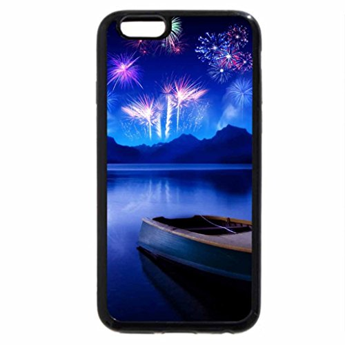 iPhone 6S / iPhone 6 Case (Black) Backgrounds Fireworks Images Nature