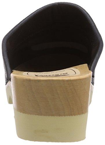 Gevavi  4700 BIGHORN flexibler CLOG, Sabots mixte adulte Noir - Schwarz (schwarz(schwarz) 00)