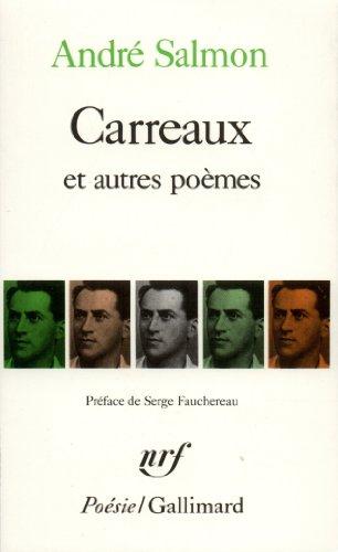 Carreaux et autres pomes 1918-1921