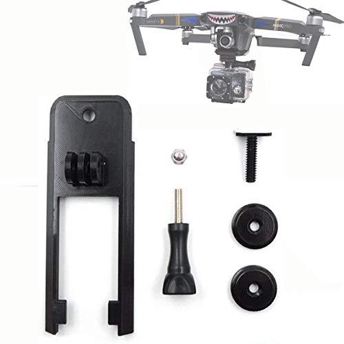 Flycoo Action Kamera Mount 360 ° Kamera Bracket Base Fixation für DJI Mavic Pro / Platinum Drone Zubehör Kit -