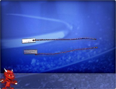 Kohlebürsten 4x4x12 mm für Gebläse,Lüfter,Fensterheber