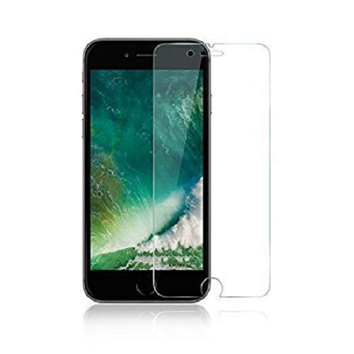 Plus Premium Anti Explosion 9H Ultra Clear, Anti-Scratch, Bubble Free, Anti-Fingerprints & Oil Stains Coating Tempered Glass for Apple iPhone 7