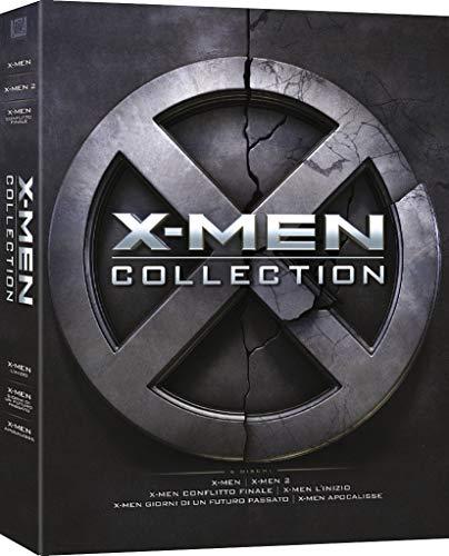 X-Men Collection (Box 6 Dvd)