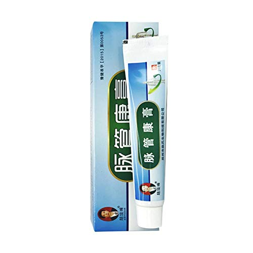 Bein-behandlung-creme (pretty-H 10 STÜCKE Chinesische Medizin Creme Krampfader Behandlung Bein Juckreiz Klumpen Alte Bad Leg Vasculitis Medical)