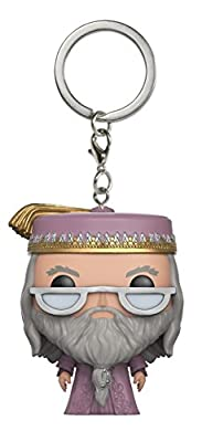 FUNKO - 12387-PDQ - Pocket POP! - Porte-clés - Harry Potter - Dumbledore