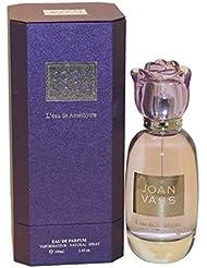 Joan Vass L'Eau de Amethyste POUR FEMME par Joan Vass - 100 ml Eau de Parfum Vaporisateur