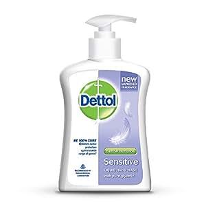 Dettol Sensitive Liquid Hand Wash - 200 ml