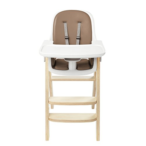OXO Tot Sprout Highchair (Taupe/Birch)