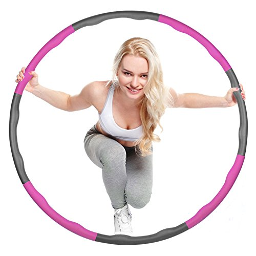 mture-hula-hoop-adjustable-fitness-exercise-weighted-hula-hoop-hula-hoops-for-adult-and-kids-level-1