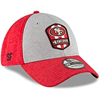 New Era San Francisco 49ers 2018 NFL on Field Road 39THIRTY cap 36c8a4d65965