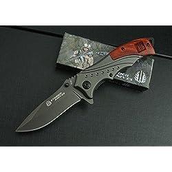 Regulus Knife Couteau pliable en titane B46