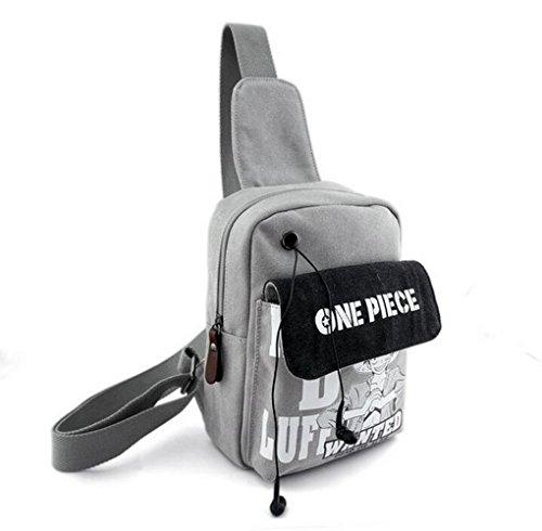 Messenger Bags , Borsa Messenger  Ragazza Donna Per ragazzi Uomo One Piece