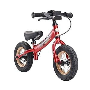 41KRg3Tko5L. SS300 BIKESTAR Bicicletta Senza Pedali 2-3 Anni per Bambino et Bambina Bici Senza Pedali Bambini con Freno 10 Pollici Sportivo
