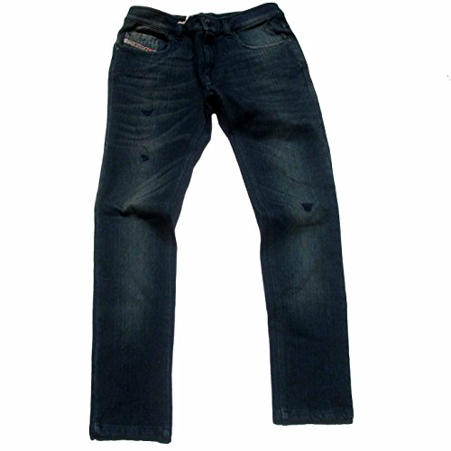 Diesel Kid Jeans distressed slim Gr 10 / 140/ 146 - Diesel Kids-jeans