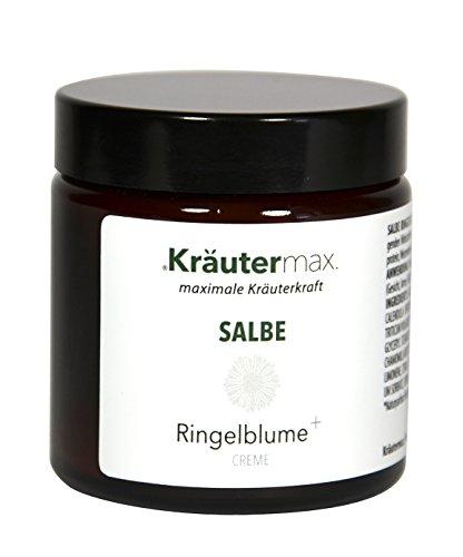 Ringelblume Salbe 100 ml  Hautbalsam mit Ringelblumenblütenöl, Ringelblumenblütenextrakt,...