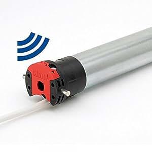 Simu T5HZ028/17Moteur tubulaire sans fil moteur de volets
