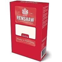 RENSHAW Pâte à sucre Extra White 1 kg