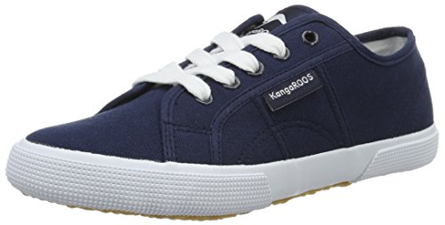 KangaROOS Damen Voyage Sneaker Blau (dk navy)