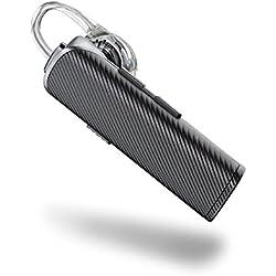 Plantronics EXPLORER 110/R Dentro de oído Monoaural Inalámbrico Negro - Auriculares (Monoaural, Dentro de oído, Negro, Control en línea, Inalámbrico, Micro-USB)