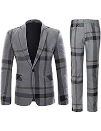 Suchergebnis auf Amazon.de für  Baumwolle - Anzüge   Anzüge   Sakkos ... 8a6402faf7
