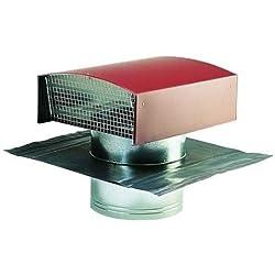 Aldes - Sortie de toit sts tuile diametre 160 ref 11030108