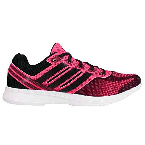 Adidas Lite Pacer 3 W, noir / rose / blanc Black/Pink/White