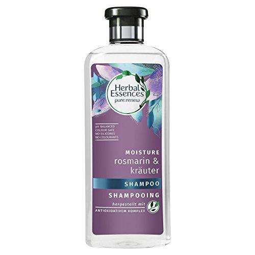 Herbal Essences Glanz (Herbal Essences Rosemarin Und Kräuter Shampoo, 400 ml)