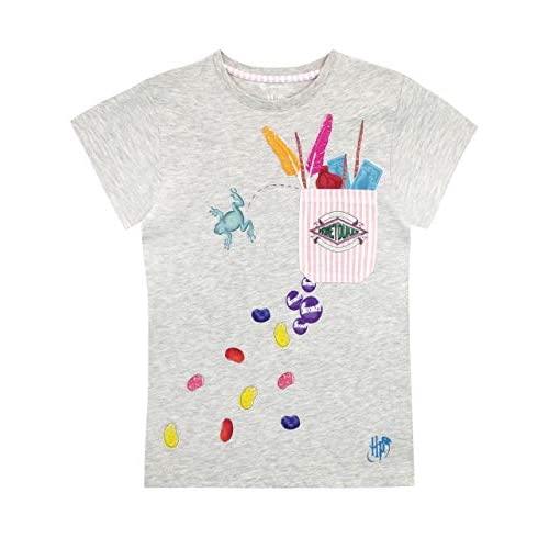 HARRY POTTER Camiseta de Manga Corta para niñas Honeydukes 2