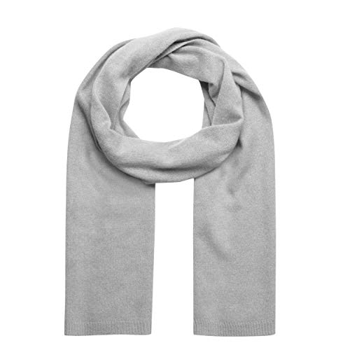 CODELLO Unifarbener Schal aus Kaschmir