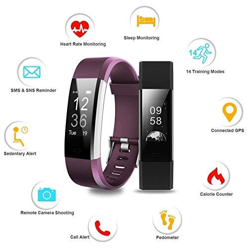 Zoom IMG-2 fitness tracker gps orologio activity