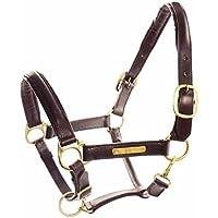 Chetak Forchetta Cuoio con Doppia Regolazione per martingala Cura del Cavallo e Scuderia