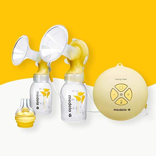 Milchpumpe Medela Swing maxi - elektrische Doppel-Milchpumpe, Schweizer Medizinprodukt