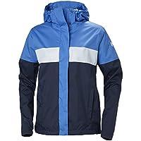 Helly Hansen Mujer W ACTIVE Jacket, todo el año, mujer, color Blue Water, tamaño medium