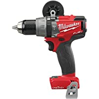 Milwaukee 4933451146 Taladro De Pistola, Perforación, 18 W, 18 V, Negro/Rojo