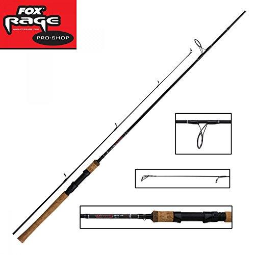 Fox Rage Warrior Spin 2,10m 20-60g Spinnrute