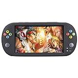 Tianya Consola de Juegos Portátil-Nuevo X16 Pantalla grande Juego de arcade portátil de 7 pulgadas HD Nostálgico Contra Consola de juegos