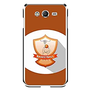 """Bhishoom Designer Printed 2D Transparent Hard Back Case Cover for """"Samsung Galaxy Grand DUOS I9080 / 9082"""" - Premium Quality Ultra Slim & Tough Protective Mobile Phone Case & Cover"""