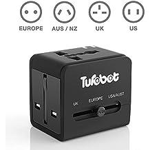 Adattatore universale da viaggio e caricabatterie USB – Etech Power