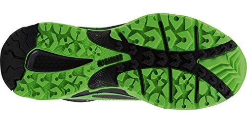 McKinley Multi Bottes de levure 2Mid Aqx - ANTHRAZITE/GREEN
