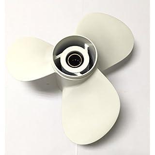 Aluminium Propeller passend Yamaha Außenborder F 30HP 40HP 50HP 60PS 3113/20,3x 30,5cm 6H5–45952–0002EL