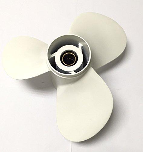 Aluminum propeller outboard Yamaha f30hp 40HP 50HP 60HP 3 11 3 / 8 12 x '663 - 45952 02 00 the -01-