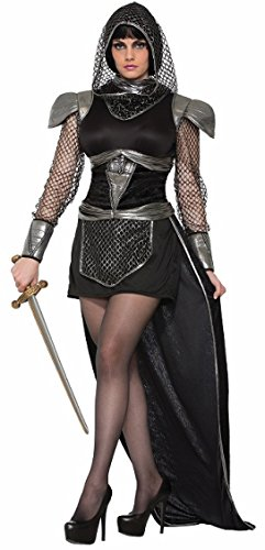Forum Novelties x76357Ritter von Glamour Kostüm (UK 10–12) (Forum Mittelalter Kostüme)