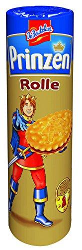 Preisvergleich Produktbild De Beukelaer Prinzen Rolle Kakaocreme,  4er Pack (4 x 400 g Packung)