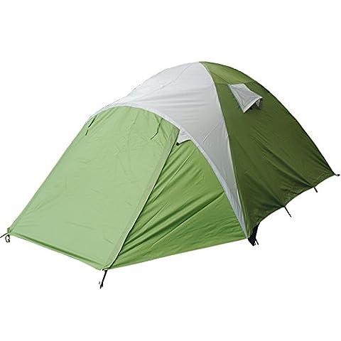 lwjgsa Outdoor Ultra Light Tour, Klettern Zelt, Single Deck Camping Zelt (Einzel Rod Fenster Set)