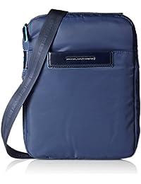 Piquadro Celion Shoulder Bag 22 cm