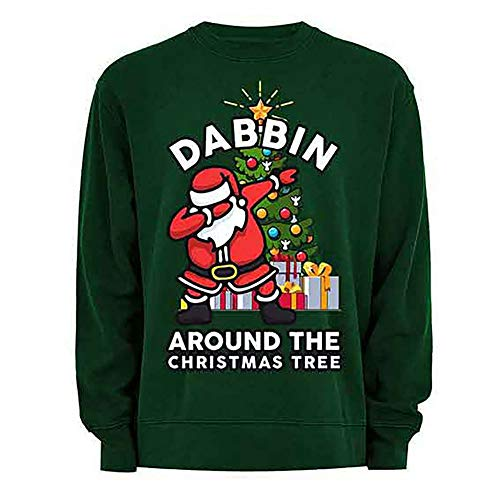 3fa2a18fb Cyber monday sale | dabbin christmas t shirt the best Amazon price ...
