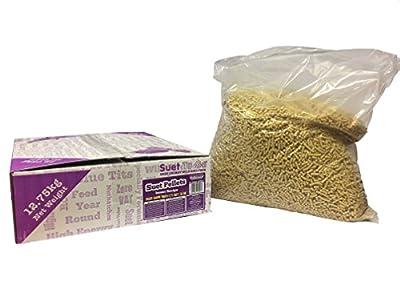 12.75kg Bulk Suet Pellets BERRY,INSECT,MEALWORM,FRUIT by Unipet