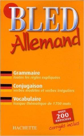 Bled Allemand de Marie Marhuenda,Bernard Viselthier ( 10 janvier 2007 )